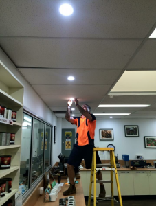 Commercial Electricians Liverpool